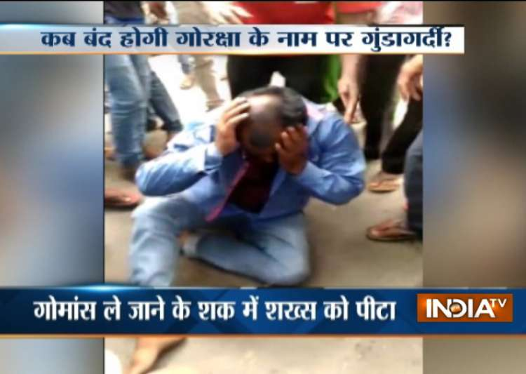 Man in Jharkhand lynched by mob for on suspicion of