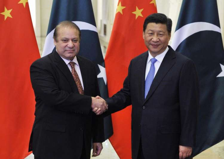 China said Pakistan is at frontlines of anti-terror fight - India Tv