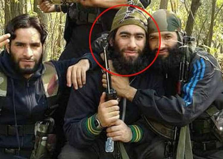 Bodies of LeT commander Junaid Mattoo, two other militants- India Tv