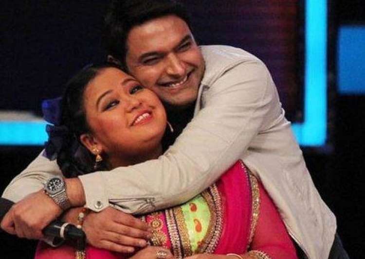 Bharti Singh cancels TKSS shoot after a heated conversation with Kapil Sharma?