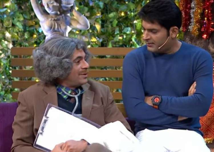 Kapil Sharma, Sunil Grover- India Tv