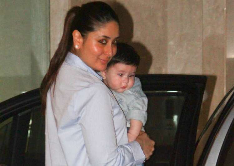 Kareena Kapoor Khan to travel with baby Taimur to London?