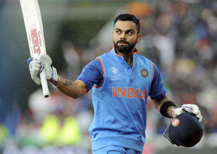 Virat, the only Indian in Forbes List of Richest Athletes