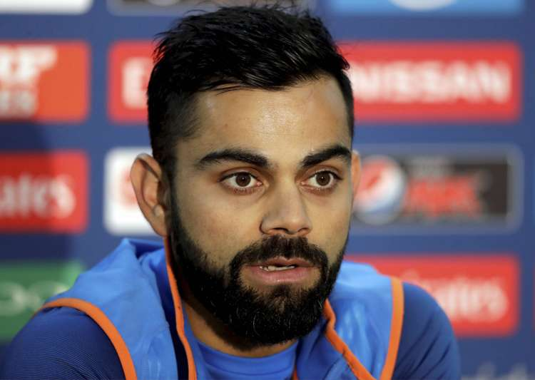 File pic of Virat Kohli - India Tv