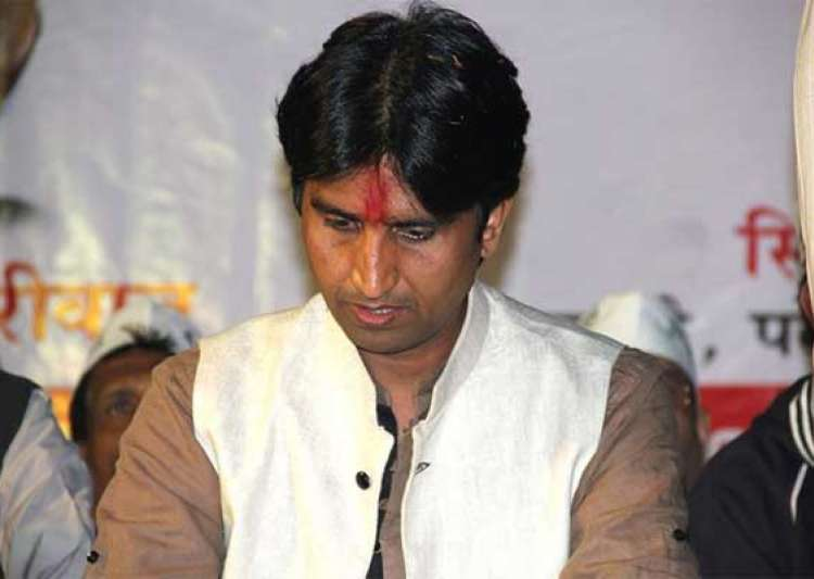 Amid churn in AAP, Kumar Vishwas says 'never aspired to sit- India Tv