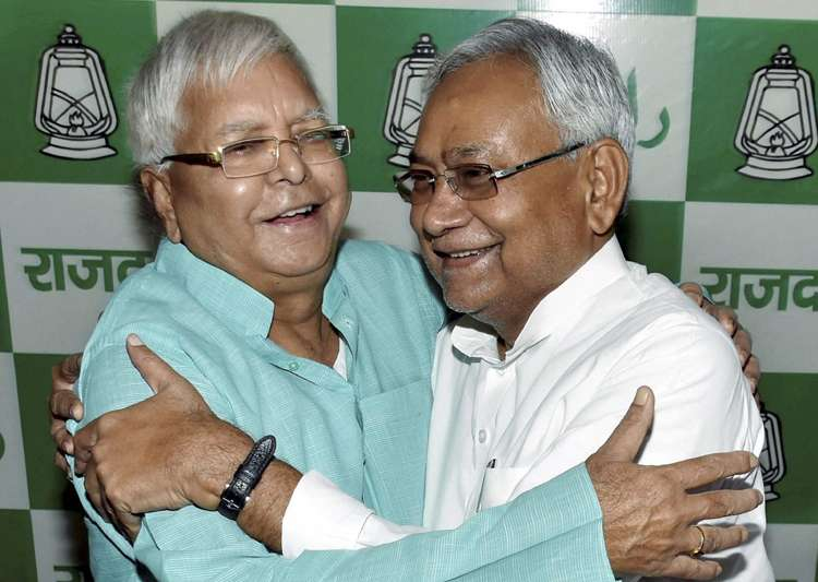 Lalu Prasad celebrates 70th birthday