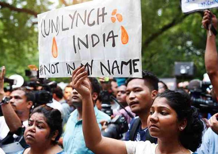 mob lynching not in my name- India Tv