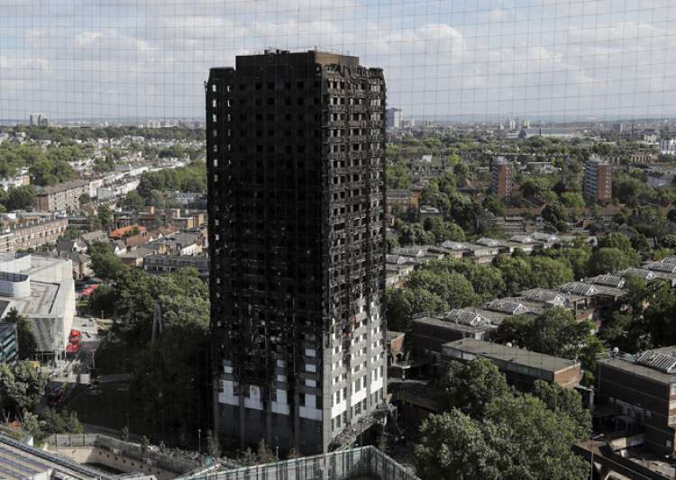 58 people confirmed or presumed dead in London tower fire