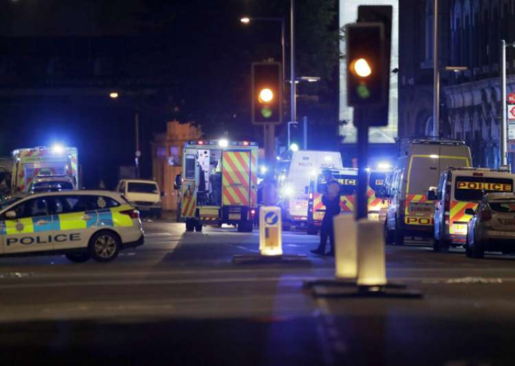 A timeline of major terror attacks in the United Kingdom in recent years