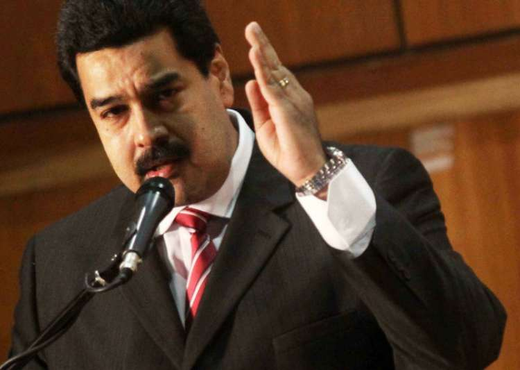 Helicopter dropped grenade on Venezuela's Supreme Court in- India Tv