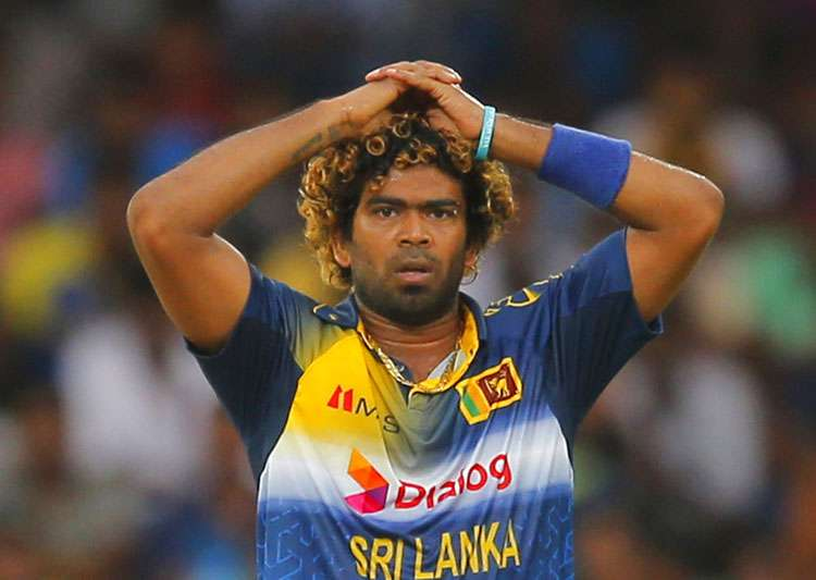 A file image of Lasith Malinga.- India Tv