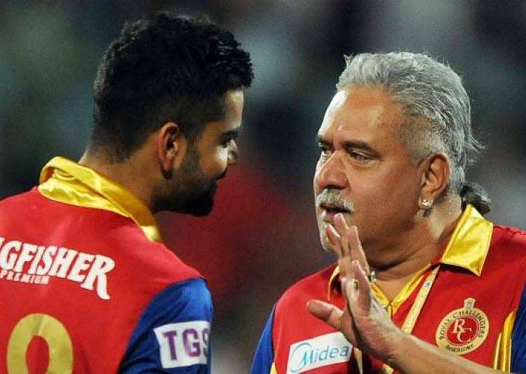 Now, Mallya spotted attending charity event arranged by Virat Kohli