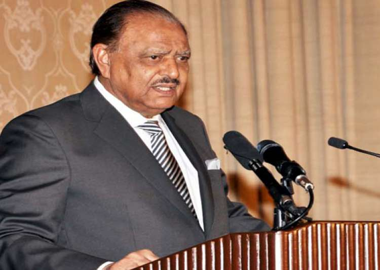 Mamnoon Hussain- India Tv