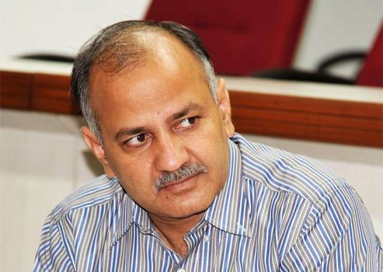 Manish Sisodia- India Tv