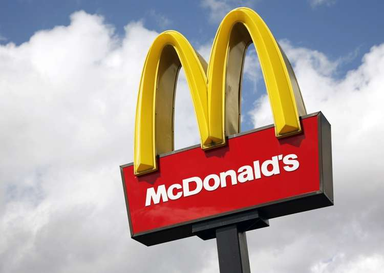 43 out of 55 or say 78 per cent of Mc Donald's will be- India Tv