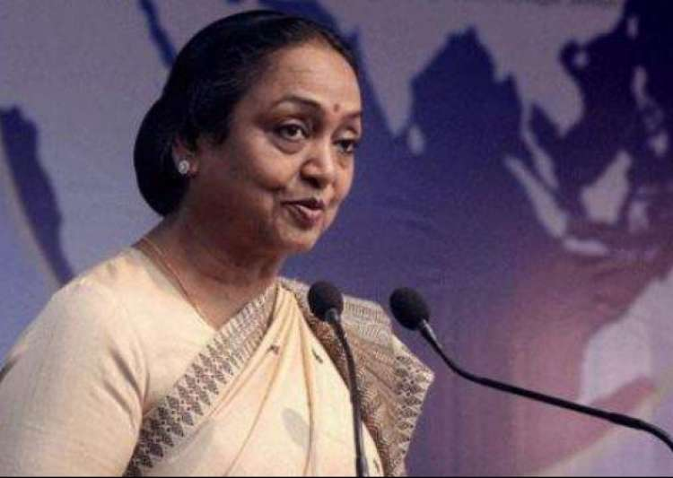 Meira Kumar- India Tv