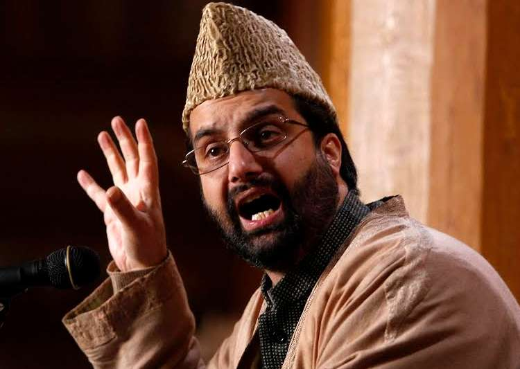 Separatist leader Mirwaiz Umar Farooq placed under house