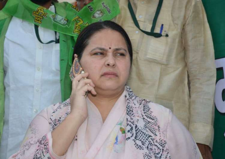I-T slaps Rs 10,000 fine on Misa Bharti for failing to