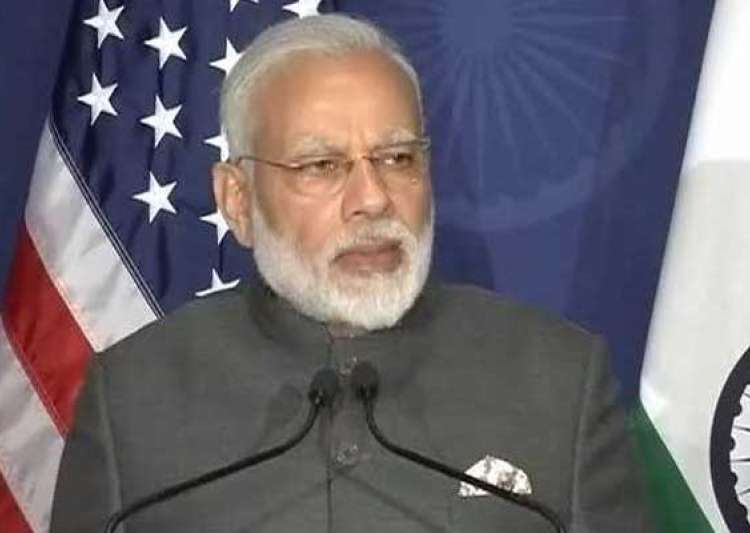 GST could be studied in US B-schools: PM Modi- India Tv
