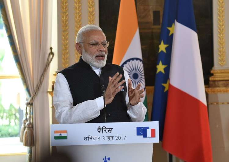 Protecting climate an article of faith for us, says PM Modi - India Tv