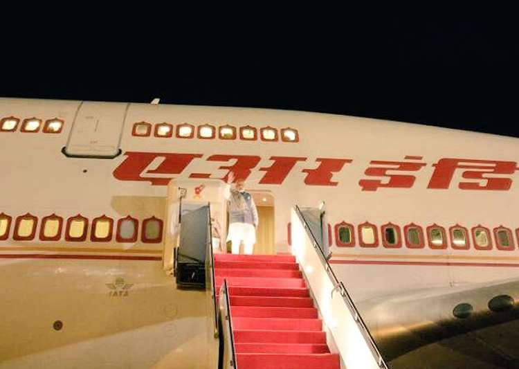 PM Modi leaves for home after attending SCO Summit in Astana- India Tv