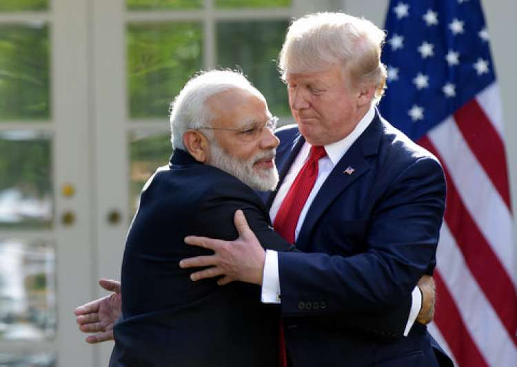 India has a true friend in the White House
