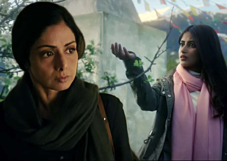 MOM Poster: Sridevi Shares Yet Another Intense Poster Of The Film