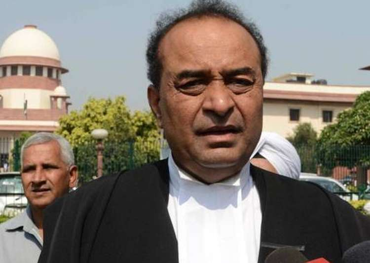 File pic of Attorney General Mukul Rohatgi- India Tv