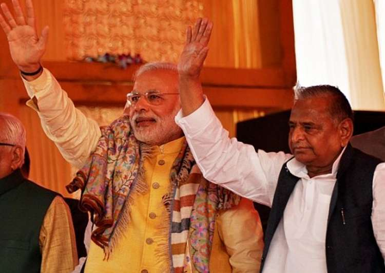 Nitish Kumar And Lalu Yadav Divided Over BJP Choice For President