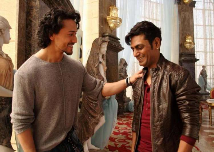 Nawazuddin Siddiqui , tiger shroff- India Tv