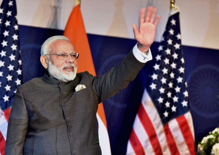 Pakistan militant punished as India PM visits US