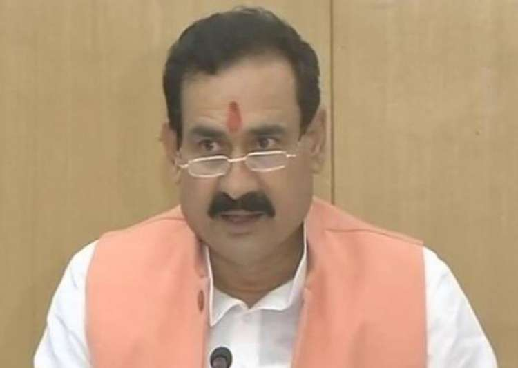 EC Disqualifies MP Minister Narottam Mishra, BJP Draws Flak