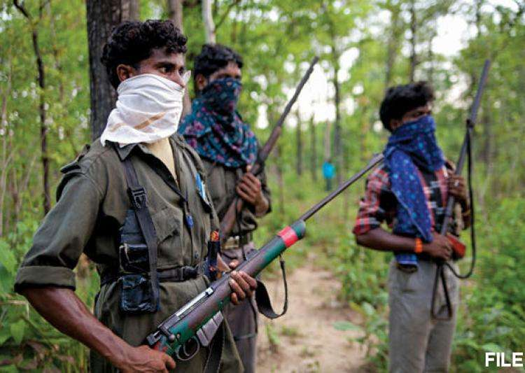 Naxal violence claim 12,000 lives in 2 decades- India Tv