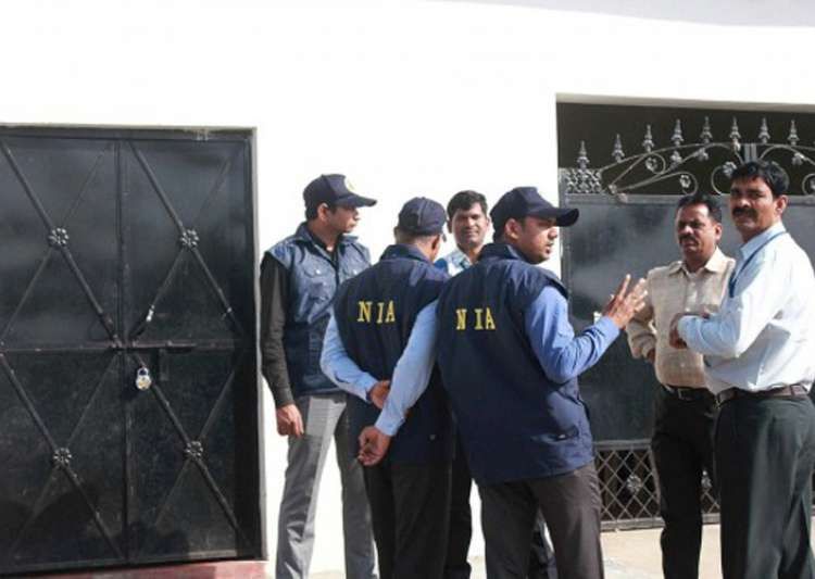 NIA conducts raids in Kashmir, Delhi over terror funding from Pakistan