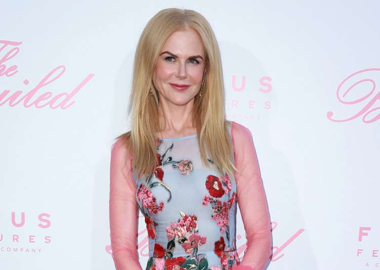 Nicole Kidman ready to embrace her 50s in style