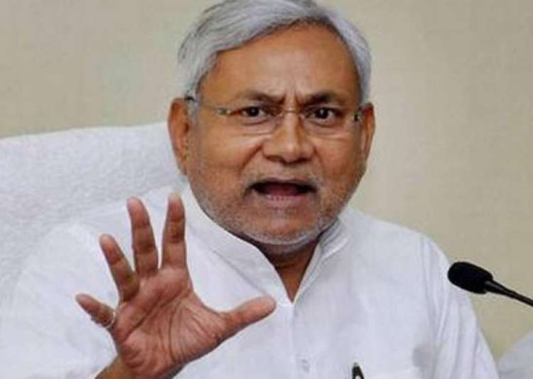 Nitish Kumar blames Congress for Opposition mess- India Tv