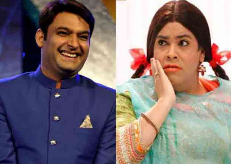 Kapil Sharma, Kiku Sharda- India Tv