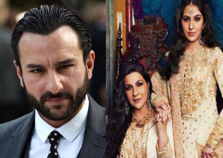 Saif Ali Khan's comments about daughter Sara Ali Khan's ...