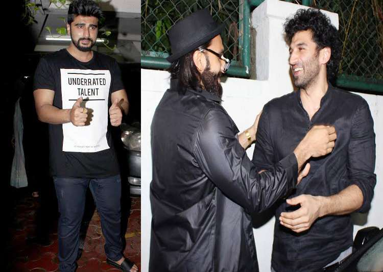 Arjun Kapoor birthday party- India Tv
