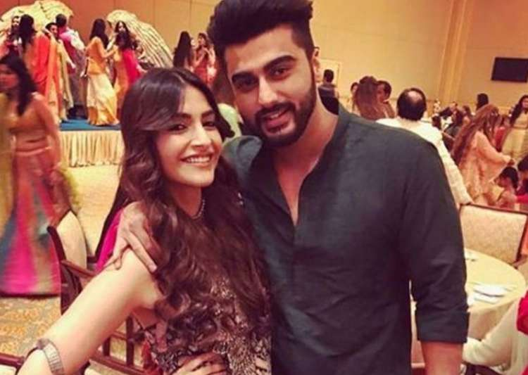 Sonam Kapoor, Arjun Kapoor- India Tv