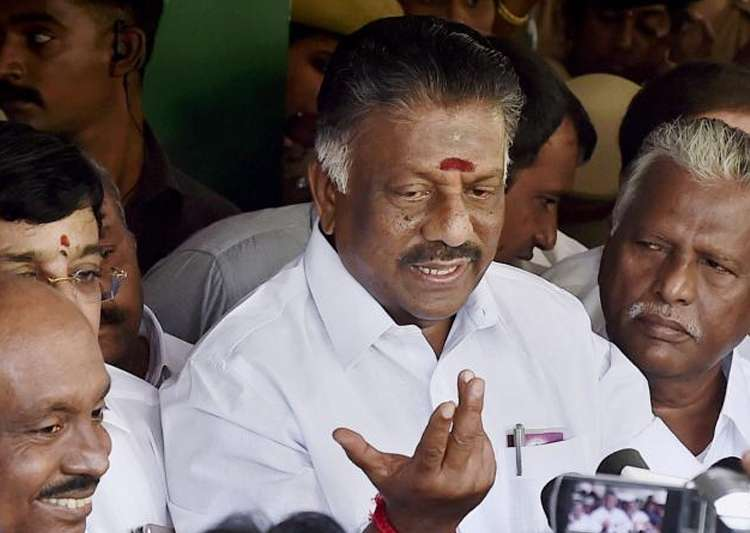 Palaniswami camp asks OPS to reconsider decision on merger