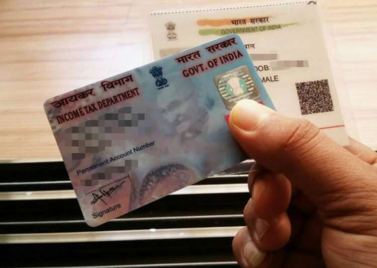 Aadhaar-PAN linking must for taxpayers from July 1: Govt - India Tv