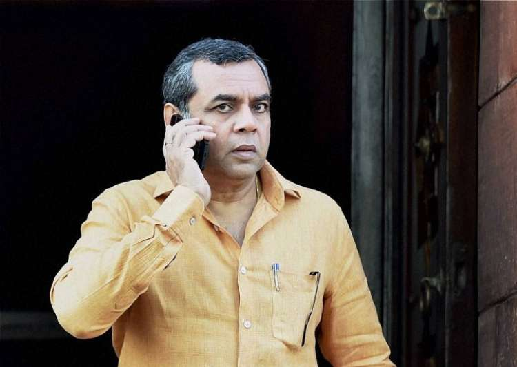 Paresh Rawal- India Tv