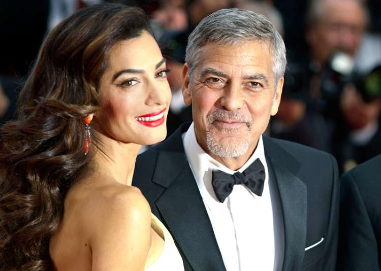 It's twins for George and Amal Clooney: Celebs- India Tv
