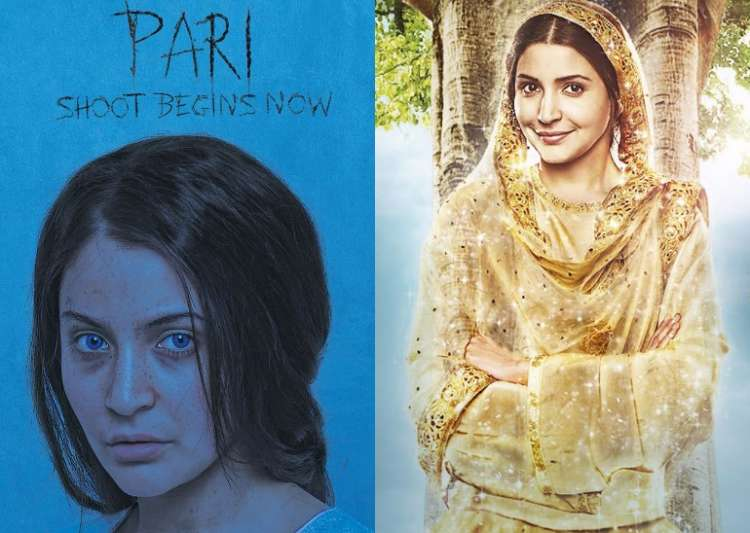 Anushka Sharma Looks Creepy in the First Look of the Movie Pari