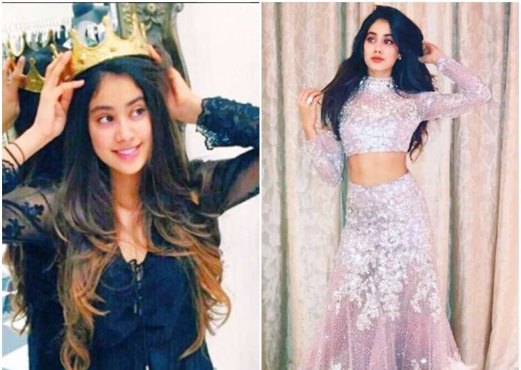 Sridevi's daughter Jhanvi Kapoor- India Tv