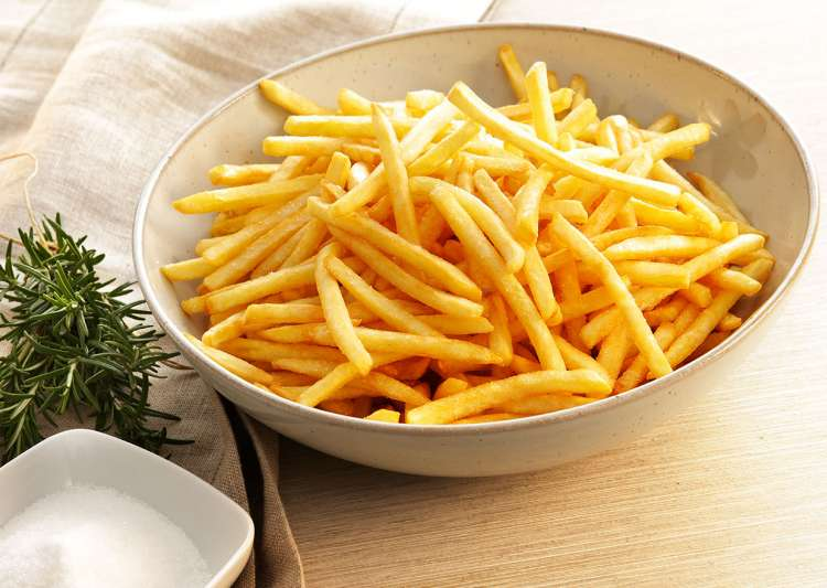 Eating crispy 'french fries' may double the risk of death