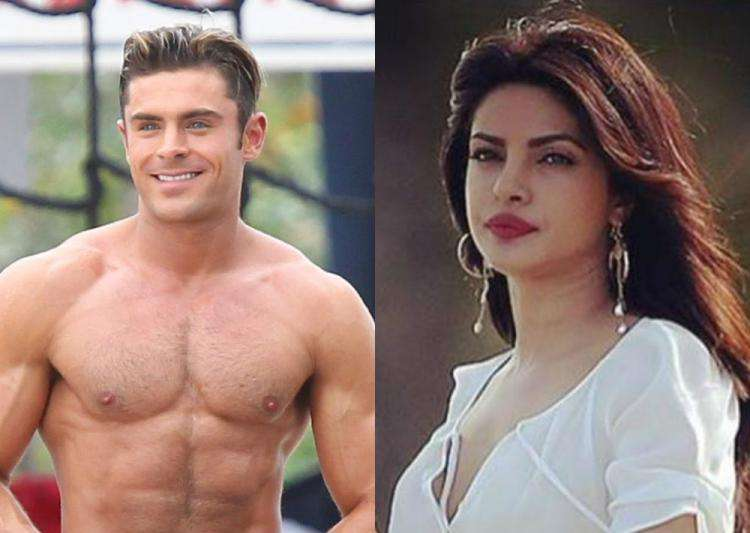 Priyanka Chopra, Baywatch, Zac Efron- India Tv