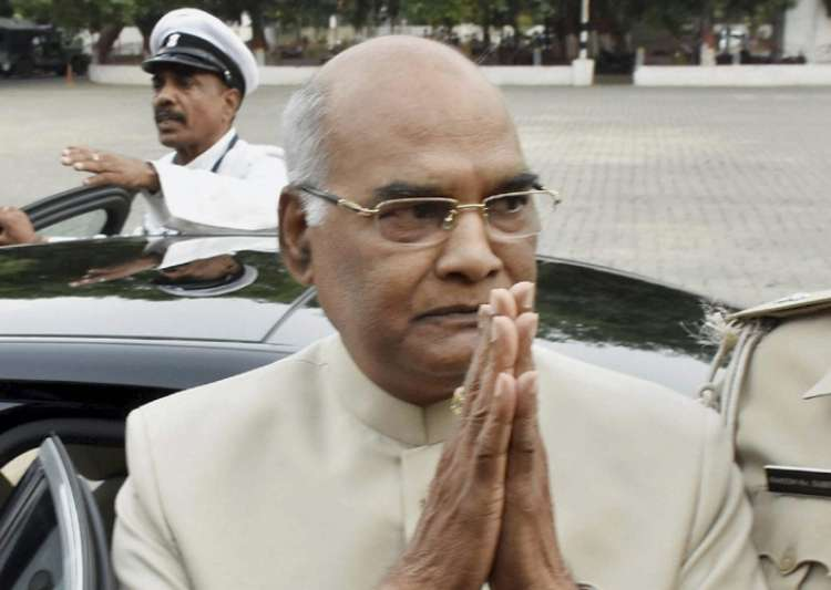 No cracks in opposition, supporting Kovind is Nitish's 'personal' choice: Congress