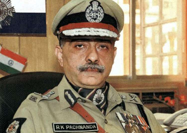 RK Pachnanda takes over as ITBP chief